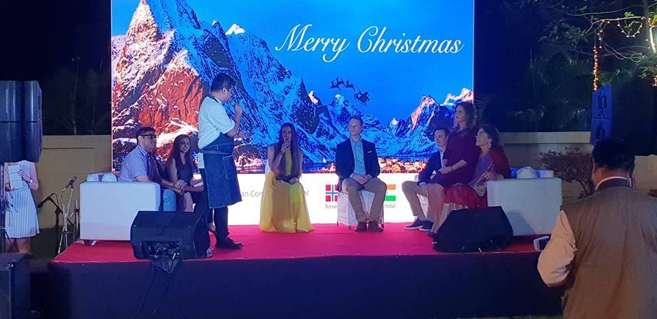 CHRISTMAS EVENT : 01 DEC, 2018